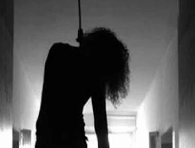 घर में हुए मामूली विवाद विवाहिता ने लगाई फांसी