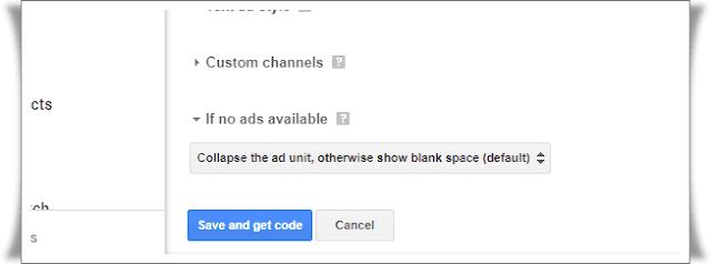 adsense if no ads available,adsense ke ads kaise banaye, how to create adsense ad units in hindi