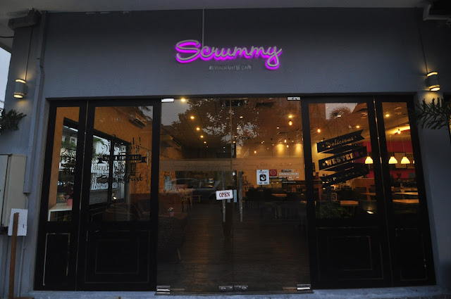 Scrummy Restaurant & Cafe