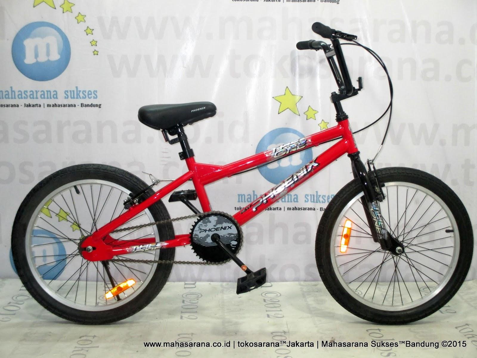 Nomor Rangka Sepeda Onthel Phoenix - Trend Sepeda