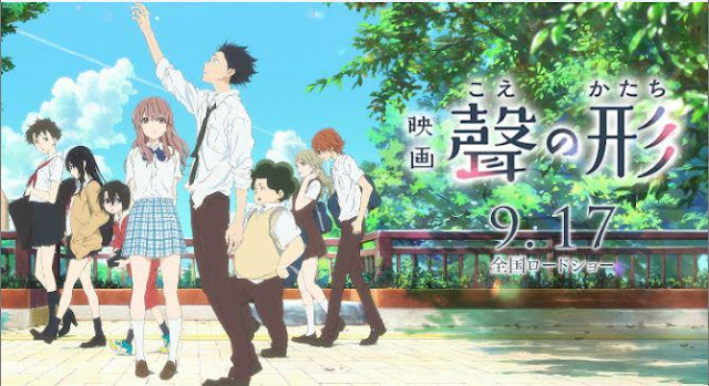 Koe no Katachi - Anime Romance Happy Ending