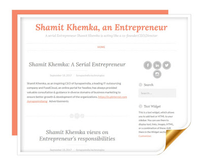shamit khemka entrepreneur