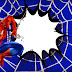 Spiderman: Invitaciones para Imprimir Gratis.