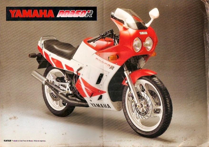 folder+Yamaha+RD+350+R - YAMAHA RD350R