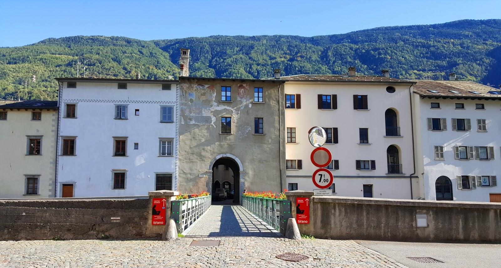 Tirano na Itália