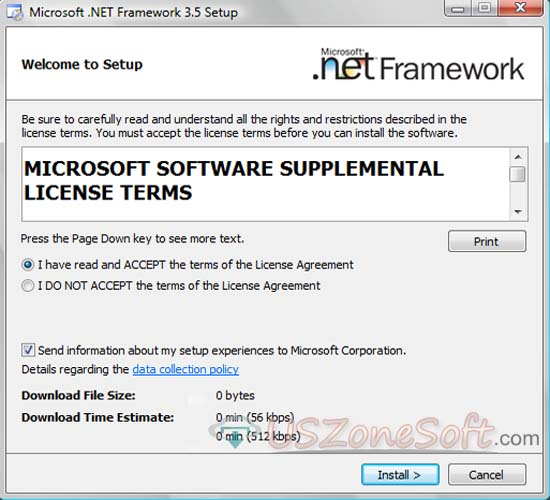 download free dot net framework 3.5 full