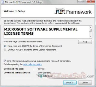 Direct Download Microsoft Dot Net Framework 3.5 Offline Installer For Windows 10, 8, 7, Comprehensive and Consistent Programming Model For Creating Windows Applications