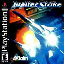 Jupiter Strike - PS1 - ISOs Download