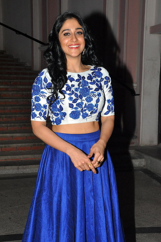 Regina Cassandra Stills At Santosham Awards 2017