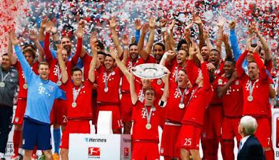 Daftar Juara Liga Jerman
