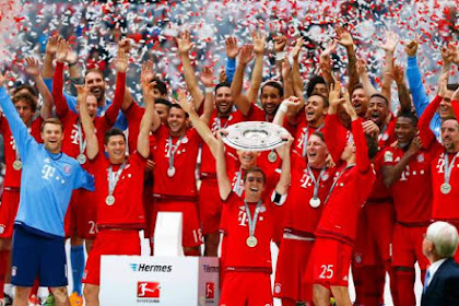 Daftar Juara Liga Jerman dari Tahun ke Tahun (Bundesliga)