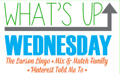 What's Up Wednesday ~ January Edition