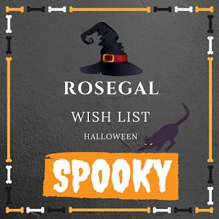 Halloween z Rosegal