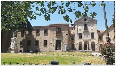 Madrid; Viagem Europa; Turismo na Espanha; Mosteiro de Encarnação