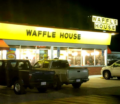 The Waffle House Restaurant