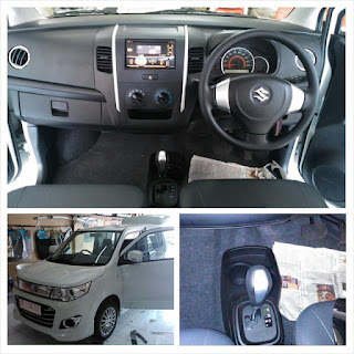 Fitur Penunjang Suzuki Karimun Wagon R AGS