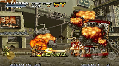 Download Metal Slug X PS1 zona games.com