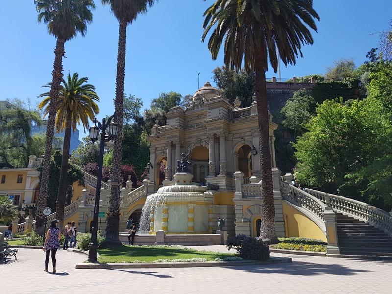 O que fazer em Santiago: Ônibus Turistico hop on hop off Turistik