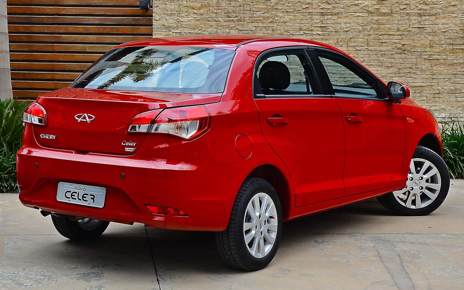 Chery Celer Sedan Preco Cai Para R 31 990 Reais Agosto Car Blog Br