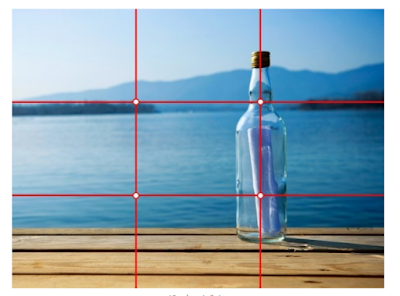 Rule Of Thirds Tips dan cara untuk menggunakan kamera DSLR untuk pemula