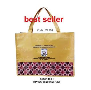tas seminar kit batik lurik murah jogjakarta w 101 goody bag