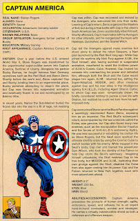 Capitan America Vengadores