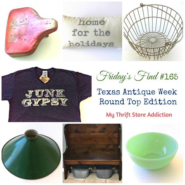 Fabulous finds from Round Top Antique Week