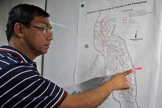 PHIVOLCS Director Has a Warning: 'Residents of Metro Manila And Nearby Provinces Should Prepare for the Big One!' MUST READ!