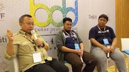 Jawab Tantangan Revolusi Industri 4.0, Bekraf Gelar BDD di Kota Mataram