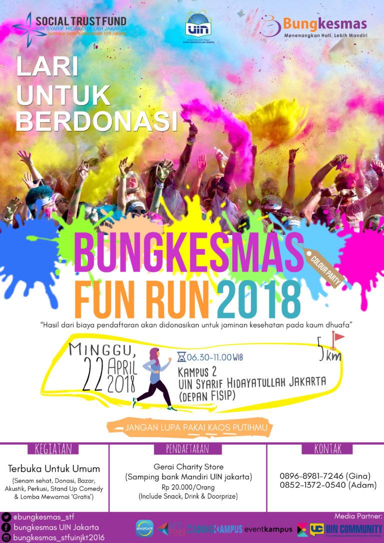Bungkesmas Fun Run • 2018
