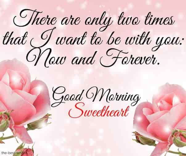 good morning sweetheart cards