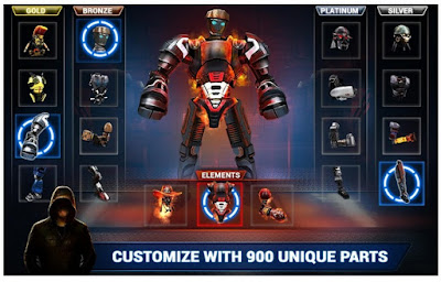 Real Steel Champions Mod Apk 1.0.261 ( Lots of Money )