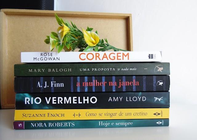 Book Haul - Março