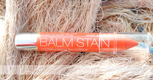 Wet N Wild - Balm Stain Megasclick (See If I Carroot! )