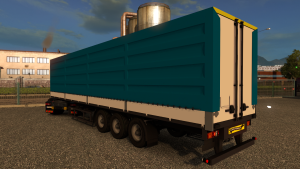 Krone Trailer by Andrey90