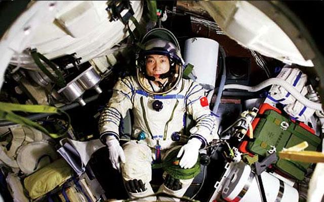 Ketukan di luar angkasa