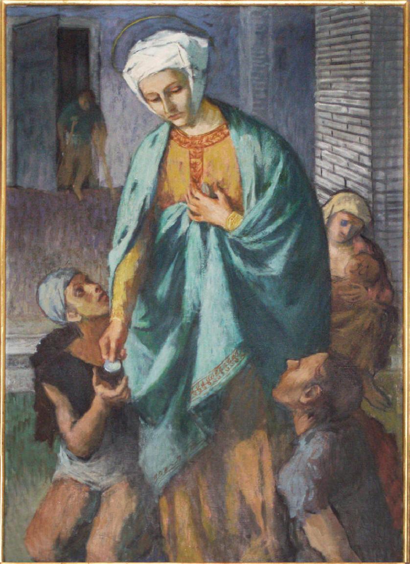 San Garca Abad ruega por nosotros Hoy esSanta