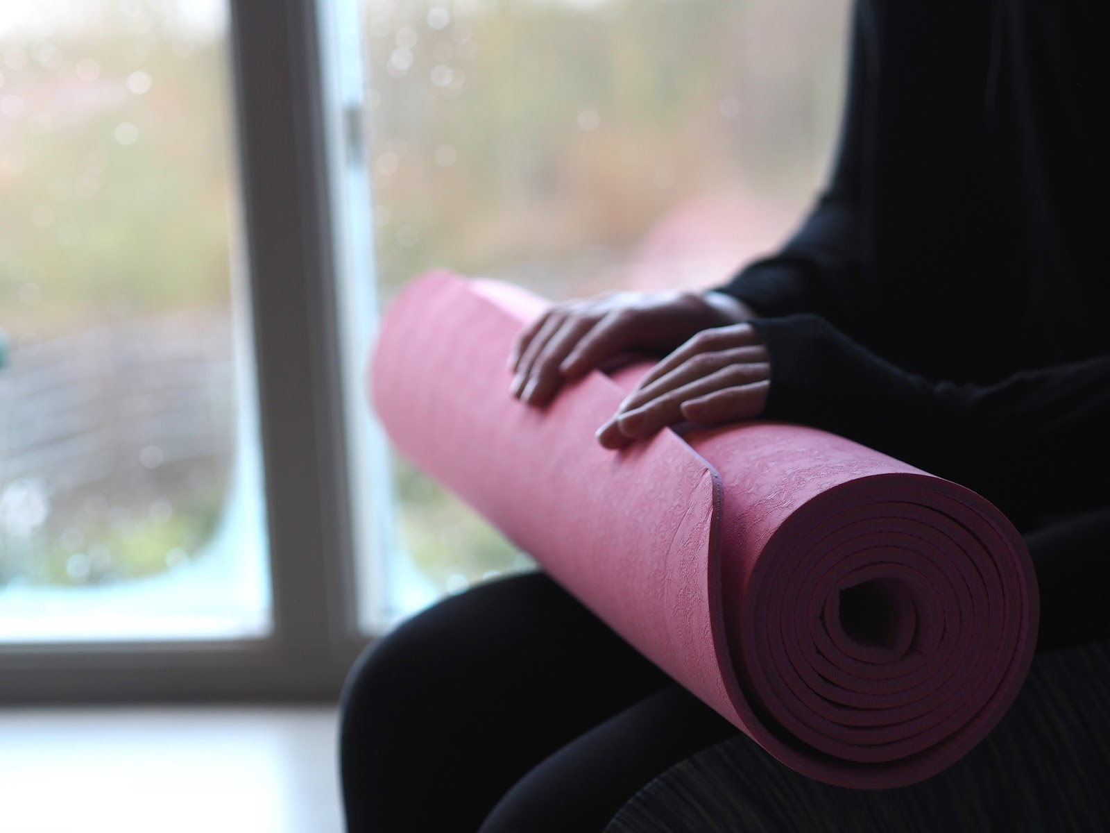 Benefits of daily yoga