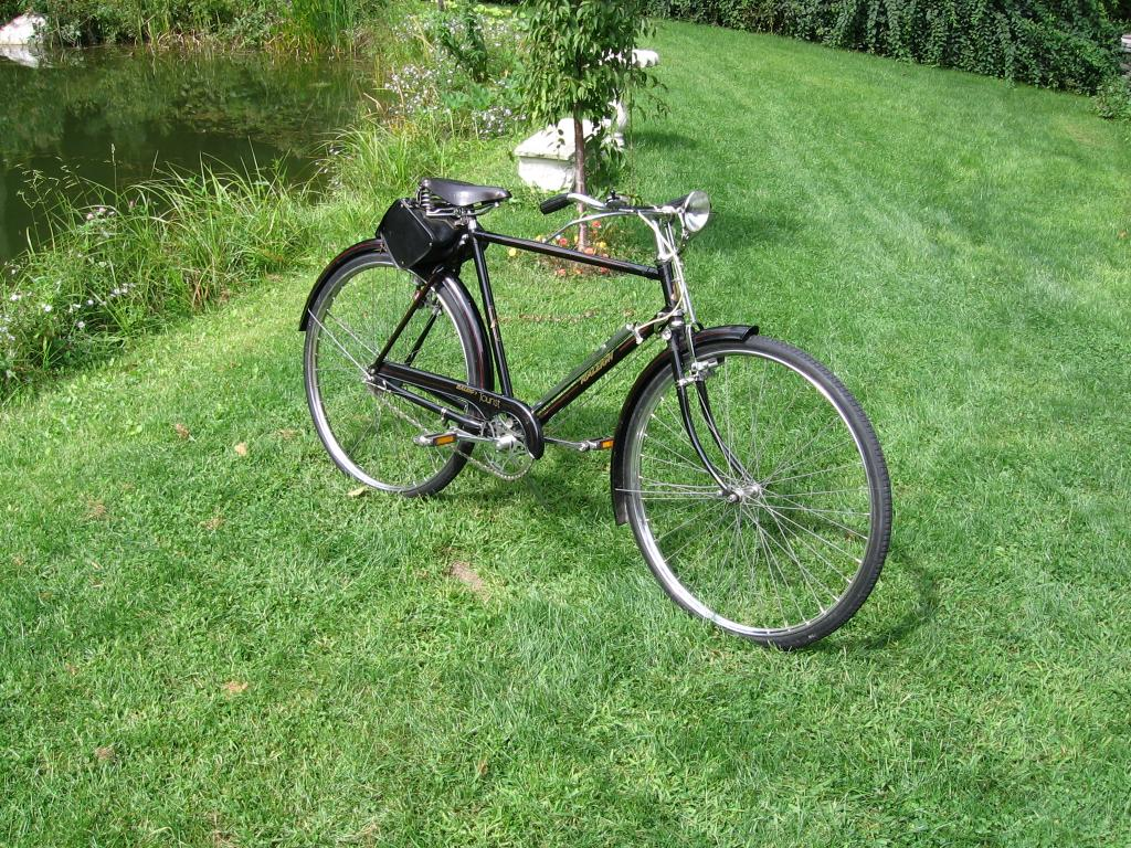 Vintage English Bike Rod Brakes Iron Set Sliver