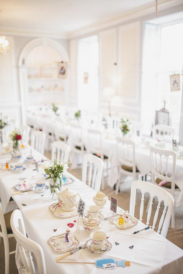 Afternoon Tea Wedding Reception Ideas Midway Media