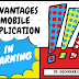 Advantages of Using Mobile Application for Learning