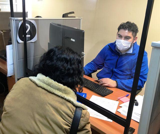 Osorno: Municipio atiende a vecinos en forma normal cumpliendo medidas sanitarias