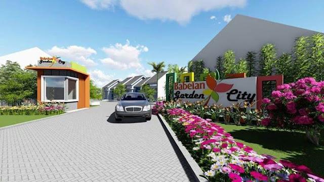 BABELAN GARDEN CITY PERUMAHAN SUBSIDI BARU DI BABELAN BEKASI