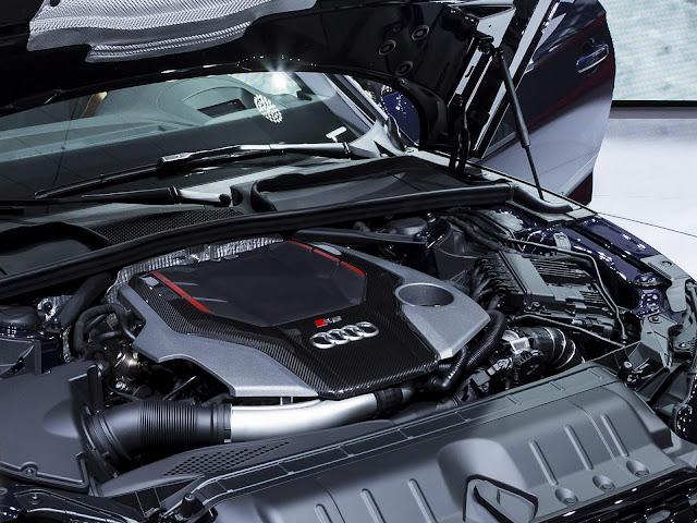 Audi RS5 2018 Coupé