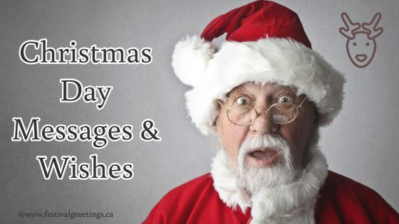 Christmas Day Messages & Wishes