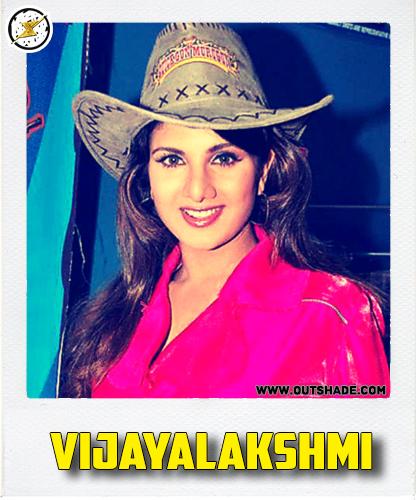 Vijayalakshmi is the real name of Rambha