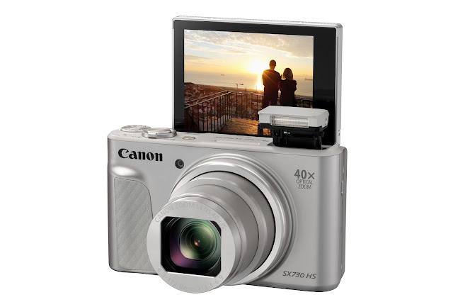 Canon PowerShot SX730 HS cebe sığan zoom canavarı