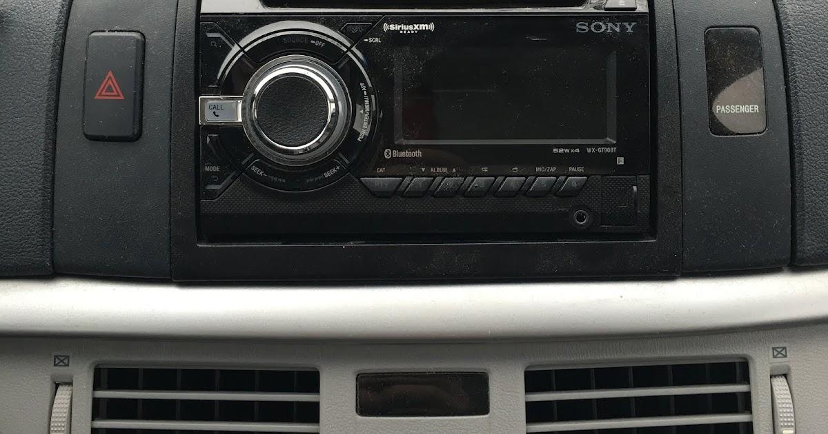 2007 Hyundai Accent Radio Wiring Harness