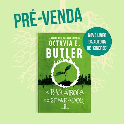 [Pré Venda] A Parábola do Semeador - Octavia E. Butler