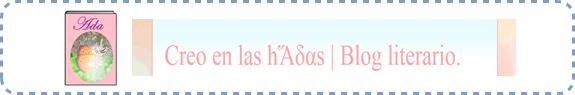 """Blog """"Creo en las hadas"""""""
